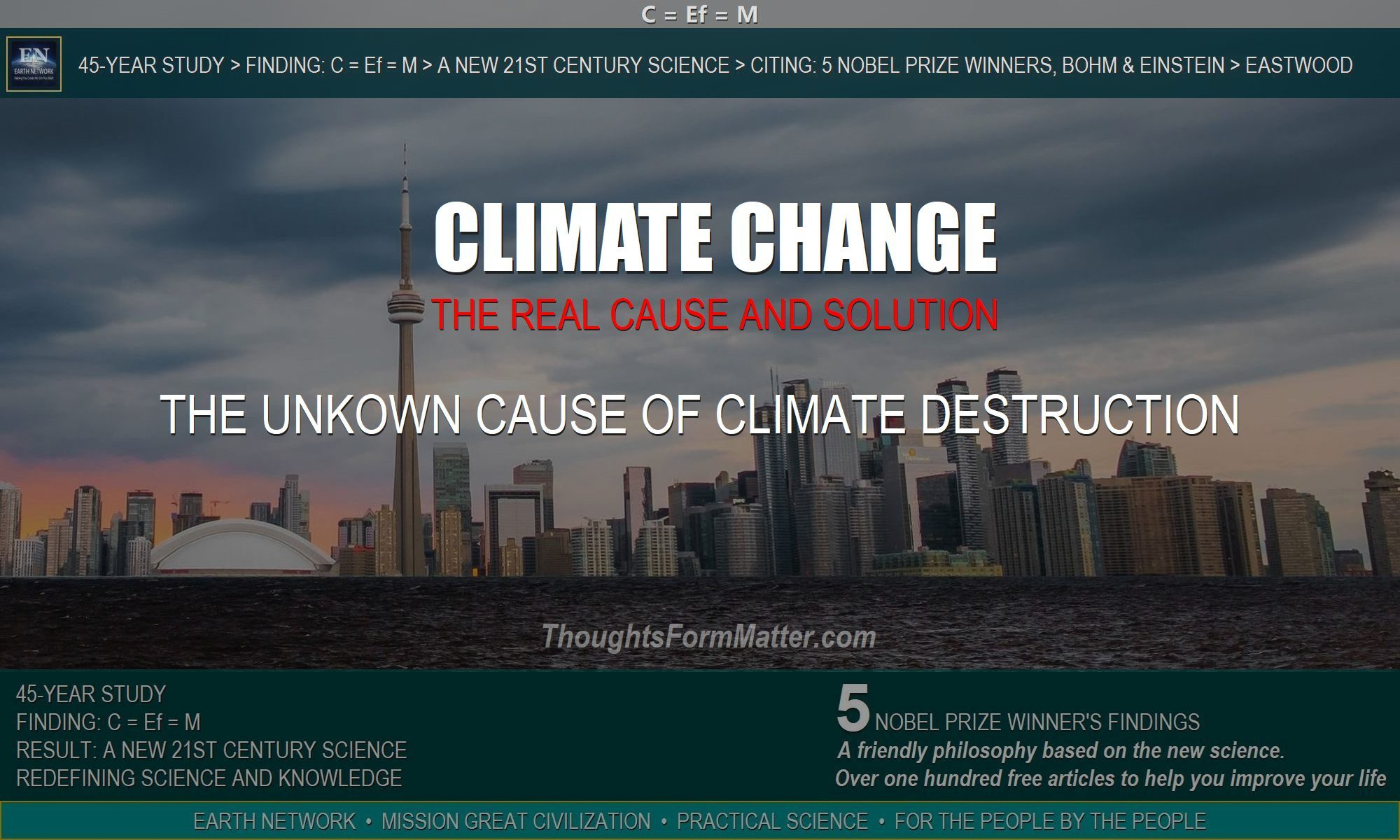 Ocean rise depicts climate change. What is the reason for.