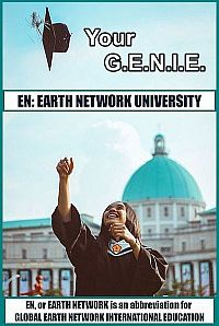 Genie, global Earth Network International Education, too