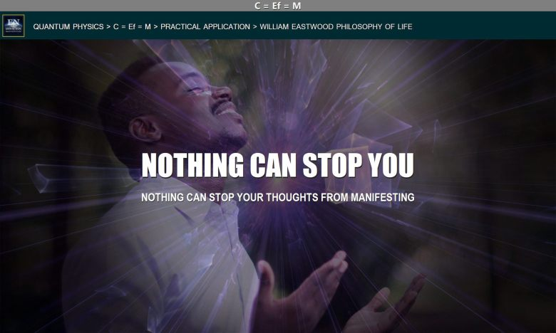 Man in joy depicts how what-you-think-believe-becomes-your-reality-others-cannot-stop-your-dreams-or-thoughts-from-manifesting