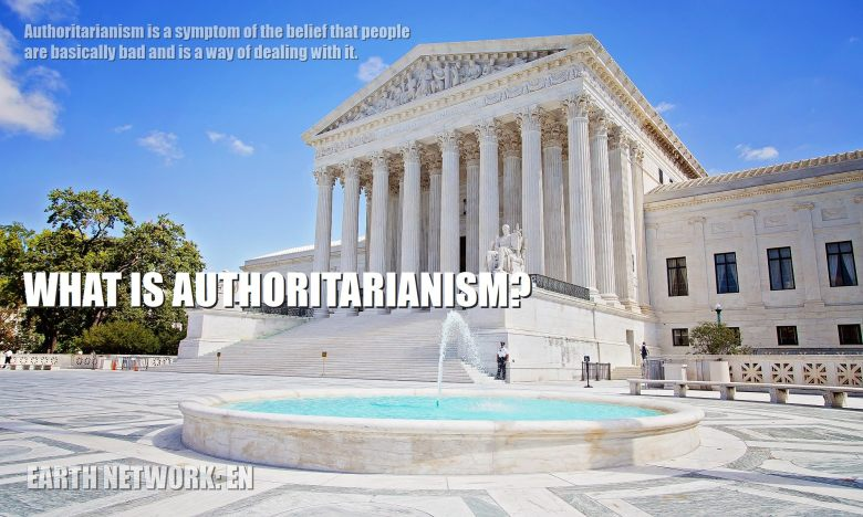 Court building represents authoritarian problem