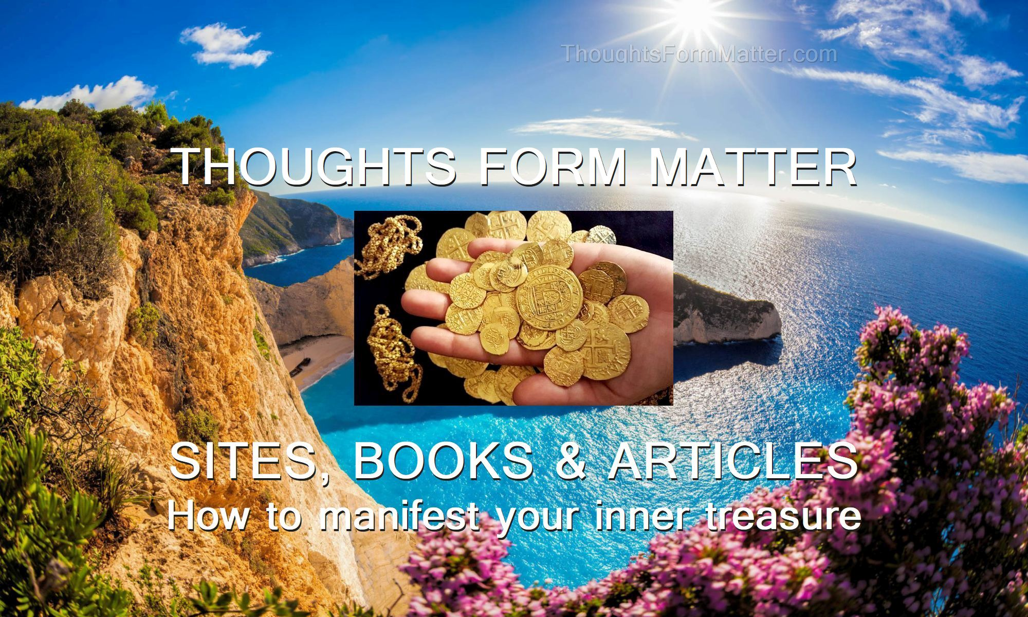 gold-paradise-depicts-result-Mind-body-Metaphysical-Philosophy-Books-Metaphysics-Consciousness-Science-self-Improvement