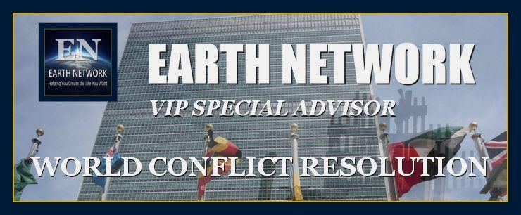World conflict resolution. VIP advise. Counseling that will make you VIP